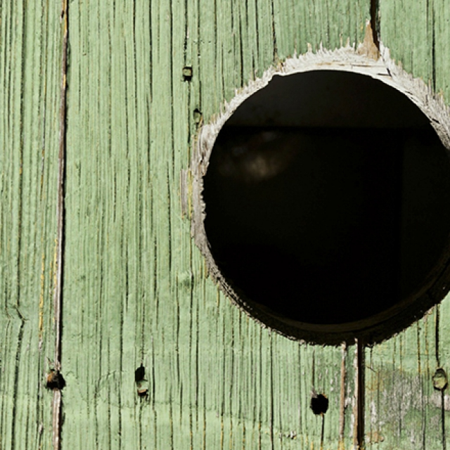 Hole in a Wall copyright @ Ashley Bremer
