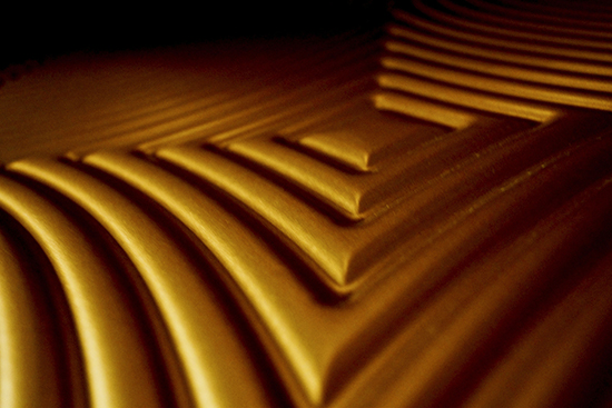 The Depths of Gold copyright @ Ashley Bremer