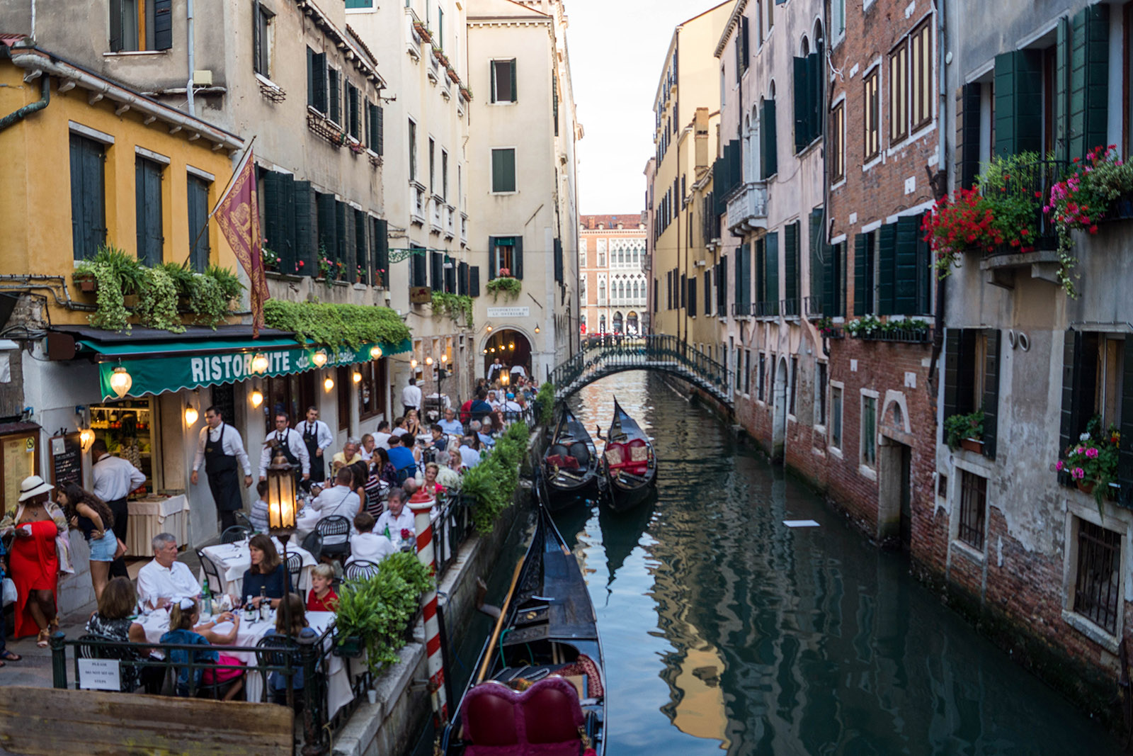 Venetian Waterway copyright @ Ashley Bremer