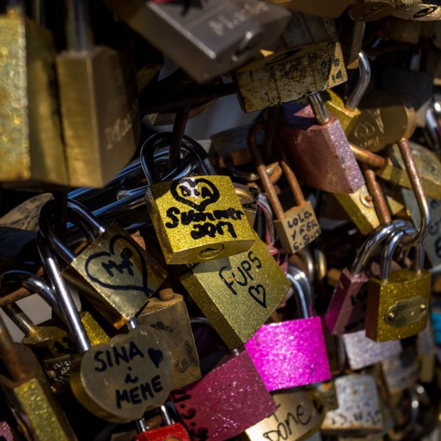 Love Lock copyright @ Ashley Bremer