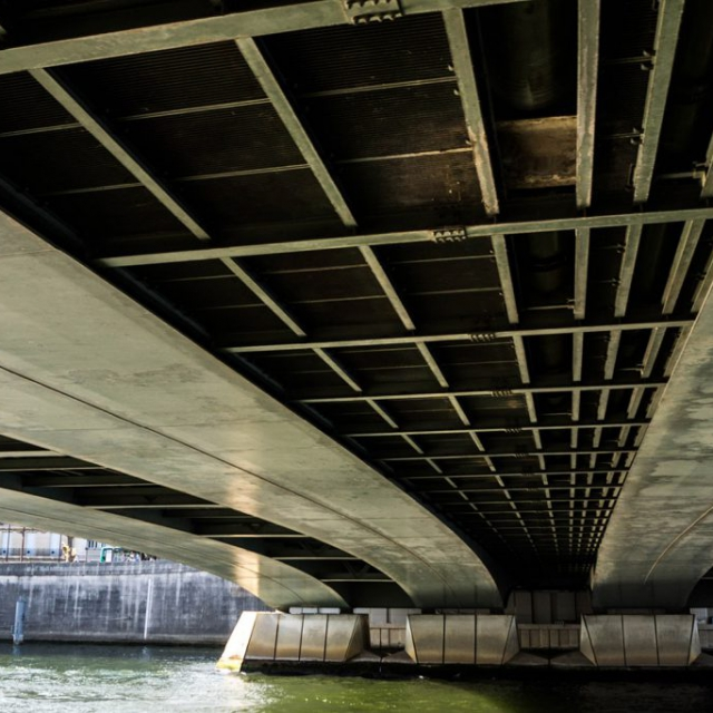 Under the Bridge copyright @ Ashley Bremer