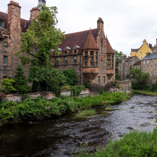 Dean Village copyright @ Ashley Bremer